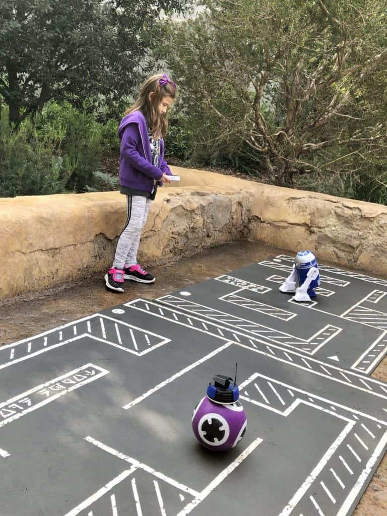 Droid Maze