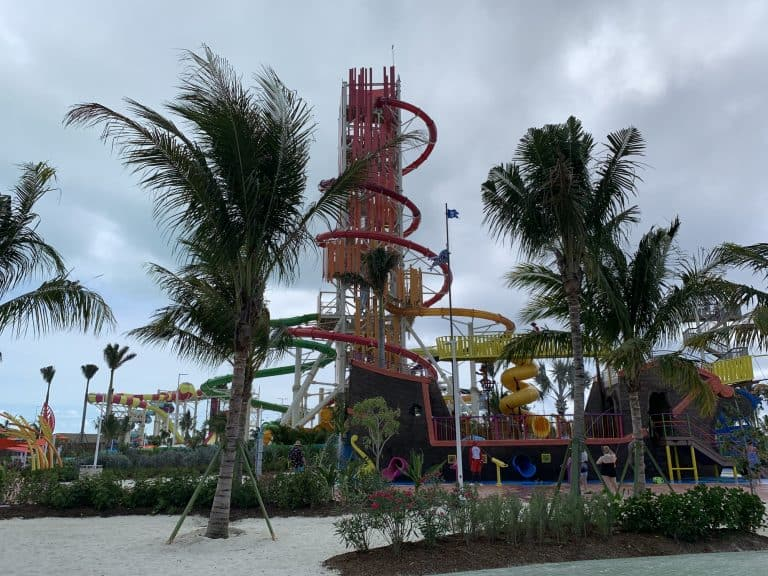 Thrill Water Park Royal Caribbean CocoCay