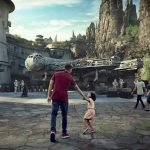 Disney Stars Wars: Galaxy's Edge - Millennium Falcon: Smugglers Run Outside