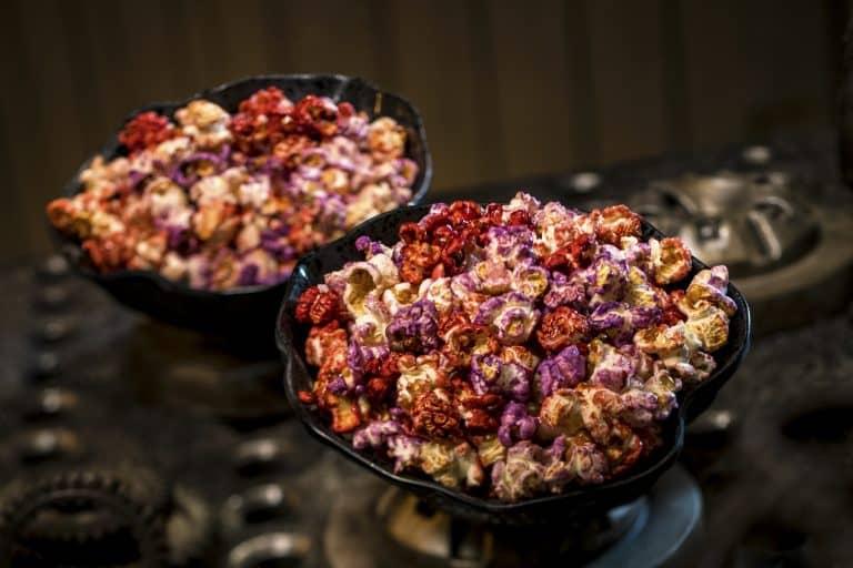 Popcorn at Kat Sakas Kettle
