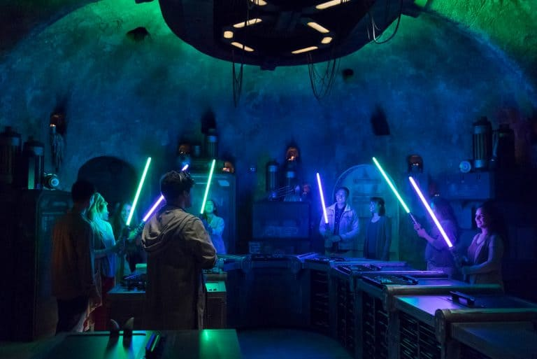Savis Workshop Disneyland