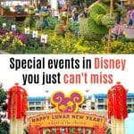 These Disney Special Events Are Worth Planning Your Trip Around 1