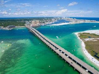 Texas to Florida road trip