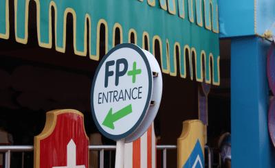 Disney World Magic Kingdom Fastpass Rides