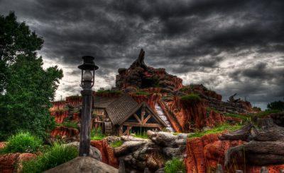 Disney World Magic Kingdom Ride Switch Rides