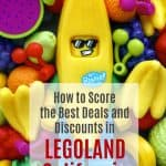 How to Score LEGOLAND California Discount Tickets 1