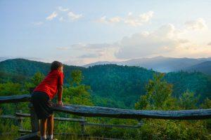 North Carolina Mountain Vacation in Lake Junaluska
