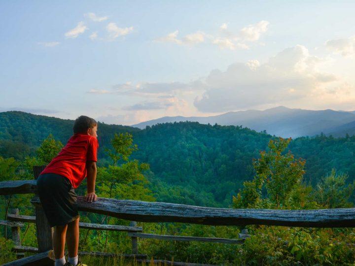 NC Mountain Vacations: Relax at Lake Junaluska in North Carolina