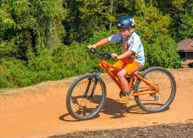 Things to do in Asheville NC with Kids Kolo Bike Park