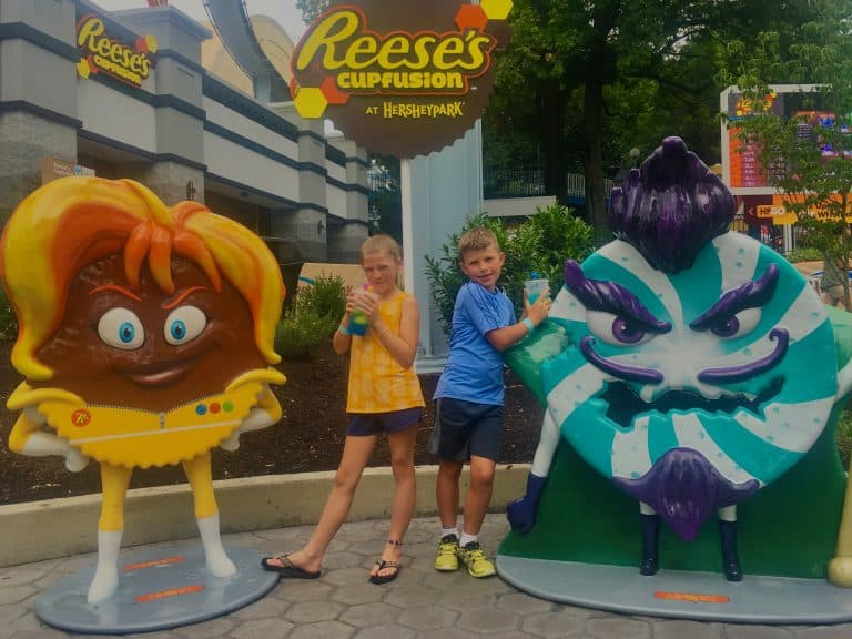 Fun Things to do in Pennsylvania with Kids Hersheypark