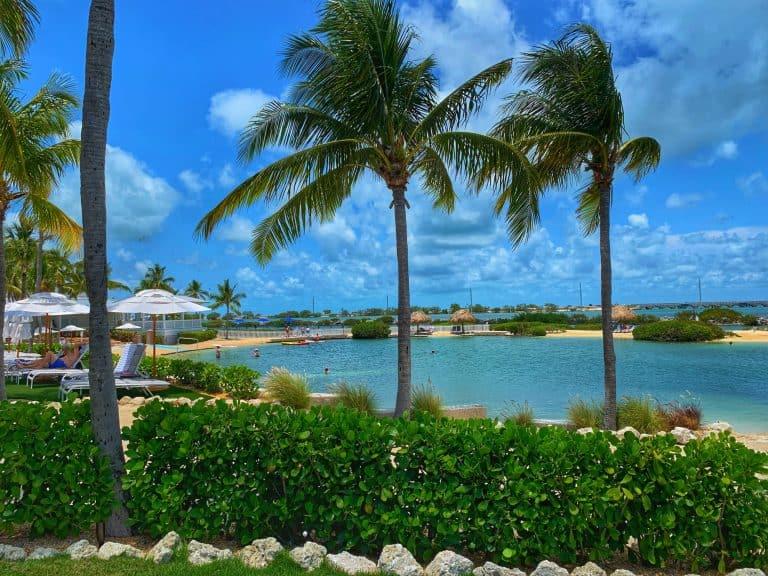 Lagoon at Hawks Cay