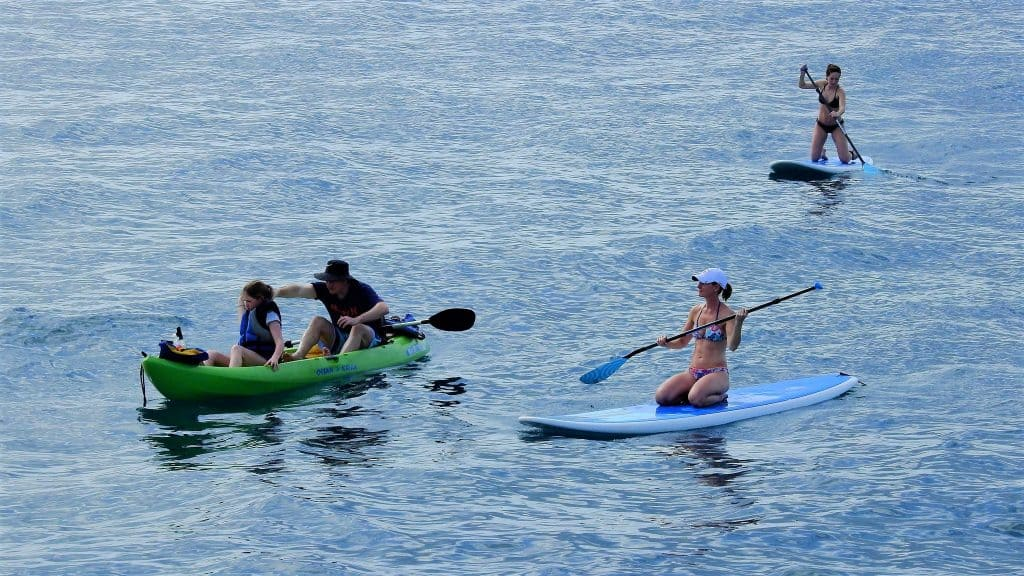 Things to do in Maui water sports