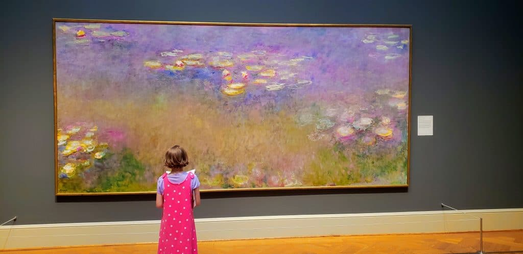 The St. Louis Art Museum is one of the best free things to do in St. Louis with kids