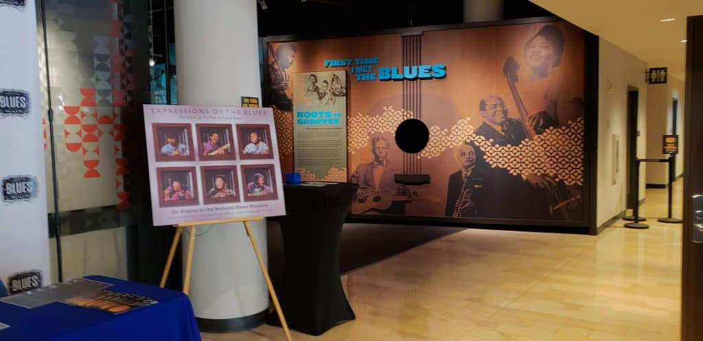 The national blues museum is a must-see stop for fans of American music and one of the great things to do in St Louis with kids
