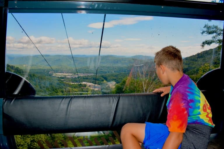 Killington Ski Resort Gondola Summer