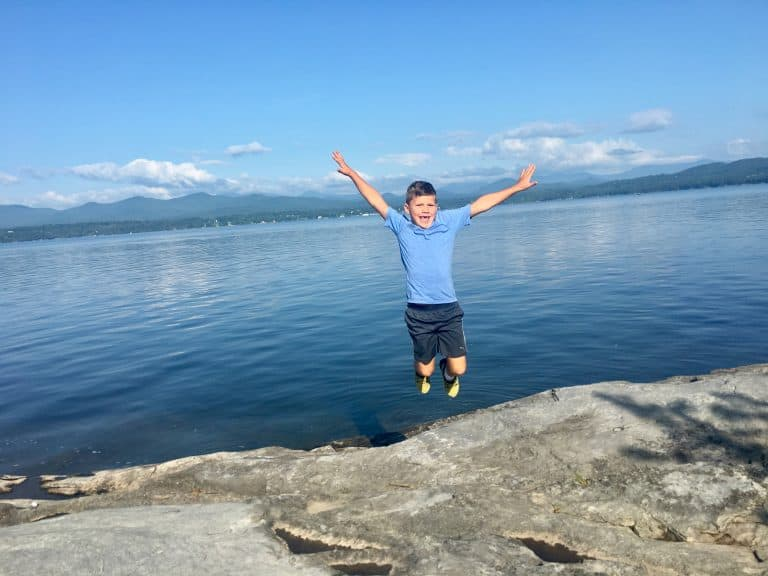 Things to do in the Lake Champlain Valley with kids on a Vermont Vacation