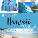 The Ultimate Hawaii Packing List For Families [with Free Printable List!] 1