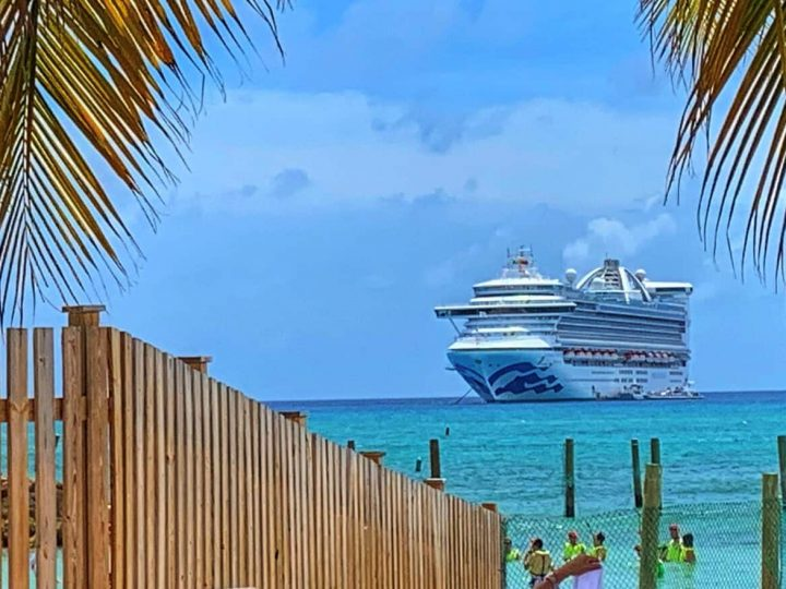 6 Ways a Cruise on the Caribbean Princess is Great for Families