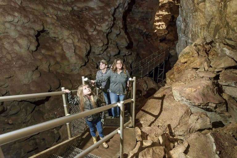 Visit Jewel Cave National Park to get underground in South Dakota