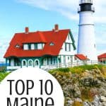 10 Best Places to Visit in Maine [with kids!] 3