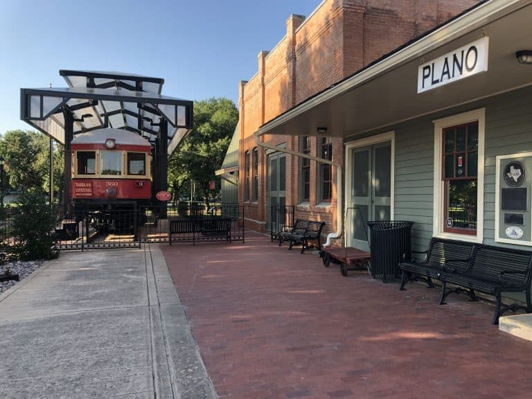 Things to do in Plano TX include the interurban railway museum