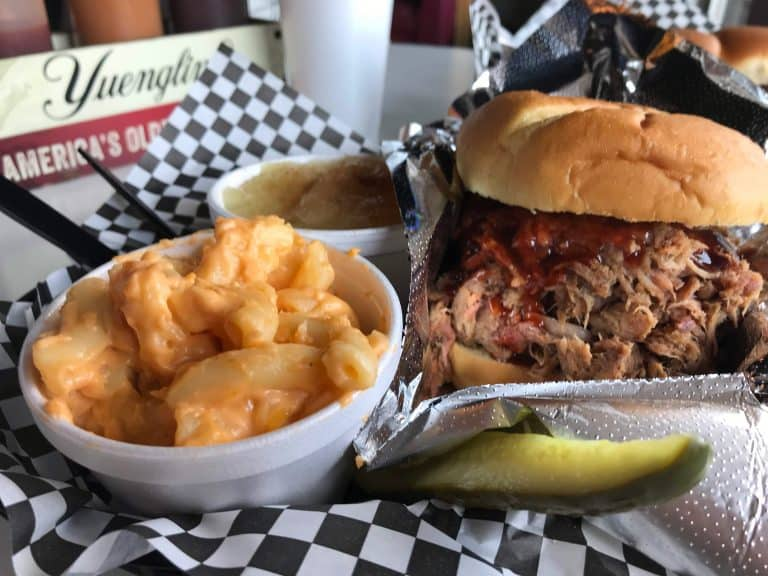 Butler County, Ohio Dining: Combs BBQ