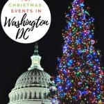 The Best Washington DC Christmas Events for Families [in 2019]! 1