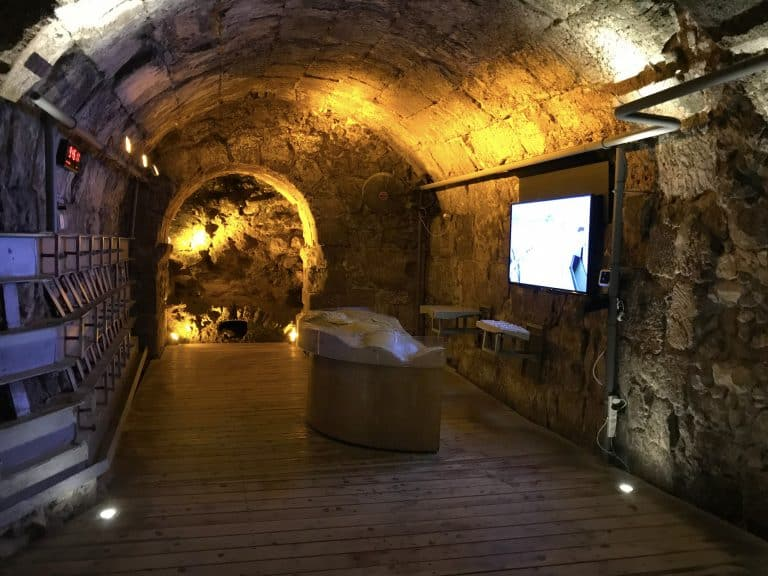 things to see in Jerusalem include the Western Wall tunnels