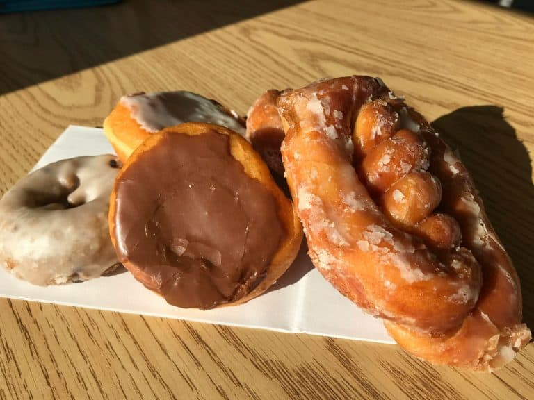 Butler County Donut Trail donuts