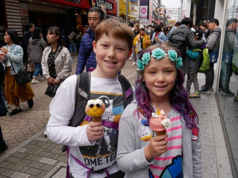Classic, Cool, Weird, and Fun Things to do in Tokyo with Kids 4