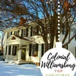 Colonial Williamsburg Christmas and other Williamsburg Christmas Events 1