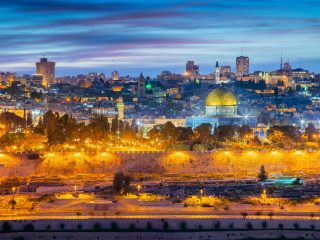 Things to see in Jerusalem