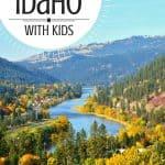 Idaho Family Vacations- 10 FUN Things to do in Idaho with kids! 1