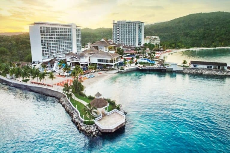 Jamaica's Moon Palace Resort is one of the best all-inclusive resorts for families