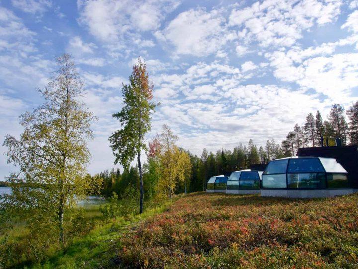 Best Glass Igloo Hotels Finland