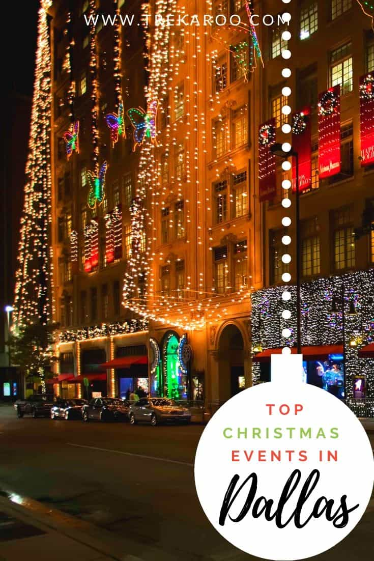 The Best Dallas Christmas Events for Families in 2020 1