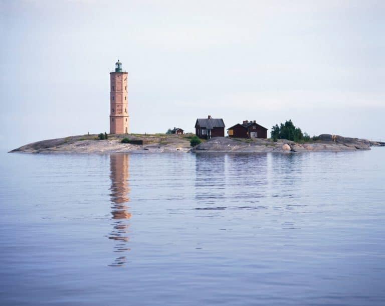 Finland Archipelago Söderskär Lighthouse