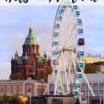 20 Fun Things to do in Helsinki, Finland 1