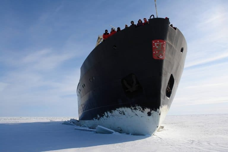 Finland Kami Sampo Ice-breaker