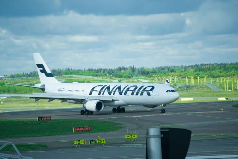 Getting to Helsinki on Finnair