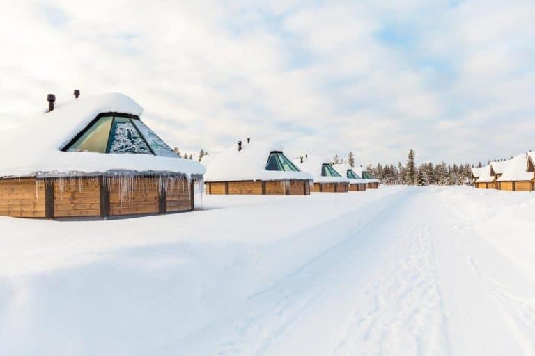 Northern Lights Huts - Levi