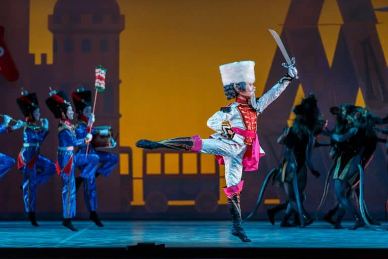 Christmas Events Austin include the Nutcracker at the Long Center