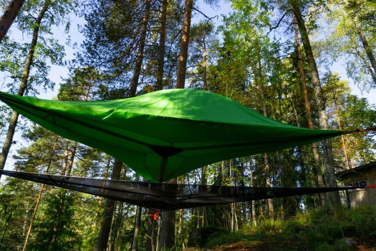 Finland Tentsile Experience at Nuuksio Eco-Camp