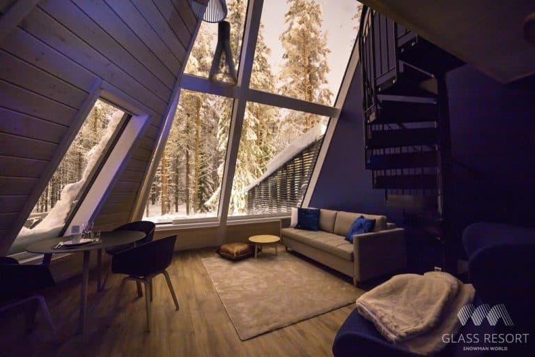 Snowman World Glass Resort - Rovaniemi