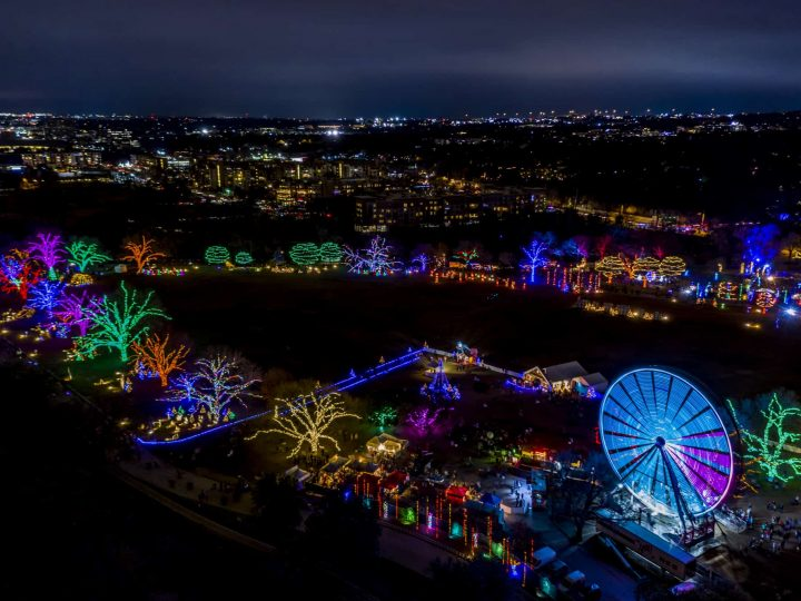 Christmas Events in Austin