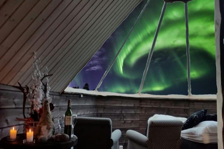 Finland Igloo Hotel: Wilderness Hotel Muotka - Ivalo