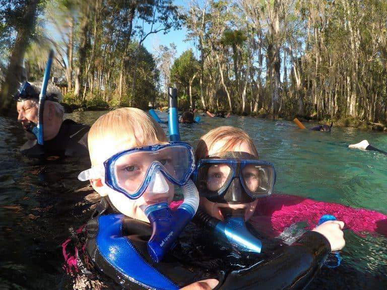 Making memories snorkeling