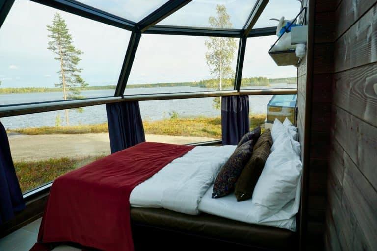 Northern Lights Finland - Igloo Hotels