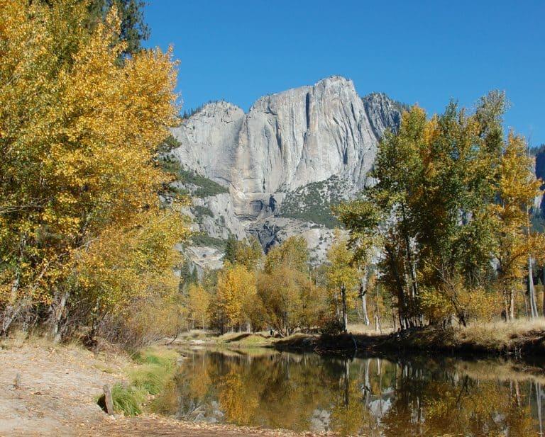 Yosemite in Fall