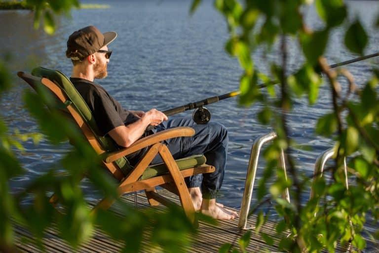 Finland National Parks - Lake Fishing